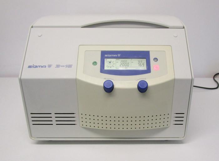 Sigma 3 - 16 centrifuge