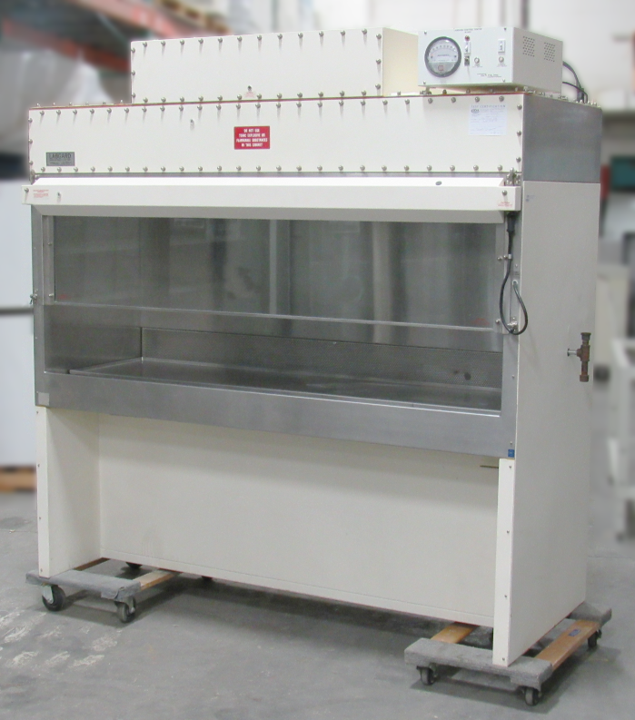 NuAire NU-407FM-600 6 ' Biological Safety Cabinet with Stand