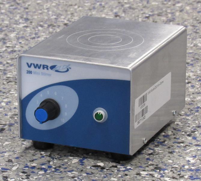 VWR 200 Mini Stirrer