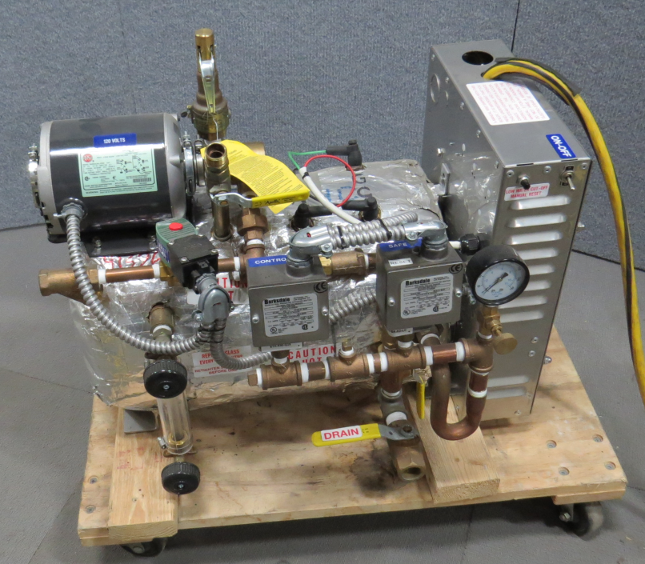 Used Electro-Steam Generator Model VB-30 Steam Generator For Sale ID ...